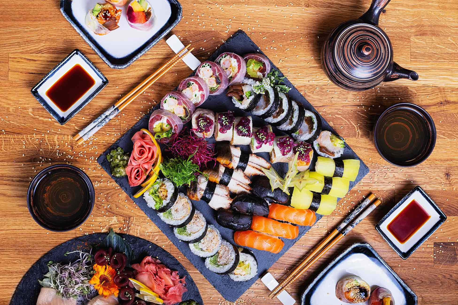 zdjęcia menu dla restauracji poznań
